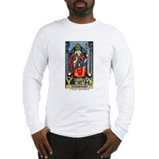 """The Hierophant"" Long Sleeve T-Shirt"