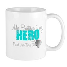 AF Sister Brother is my hero Mug