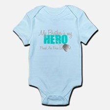 AF Sister Brother is my hero Body Suit