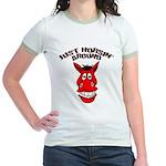 Just Horsing Around Jr. Ringer T-Shirt