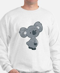 Cute Gray Koala Jumper