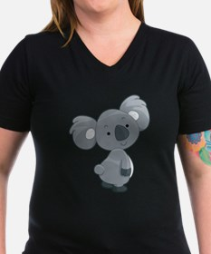 Cute Gray Koala T-Shirt