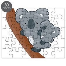 Two Koalas Puzzle