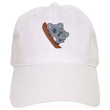 Two Koalas Baseball Cap