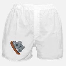 Two Koalas Boxer Shorts