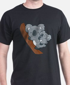 Two Koalas T-Shirt