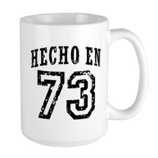 Hecho En 73 Mug