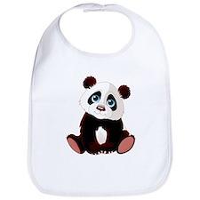 Baby Panda Bib