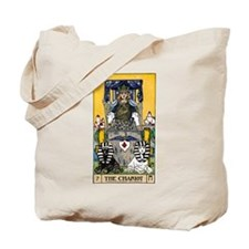 """""""The Chariot"""" Tote Bag"""