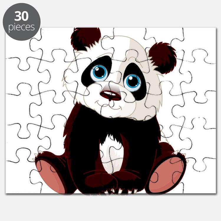 Baby Panda Puzzle