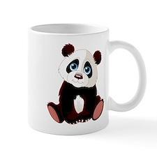 Baby Panda Small Mugs