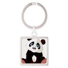Baby Panda Keychains