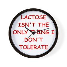 tolerate Wall Clock