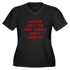 tolerate Plus Size T-Shirt