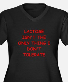 tolerate Plus Size T-Shirt