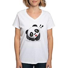 Excited Panda T-Shirt