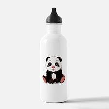 Cute Baby Panda Water Bottle
