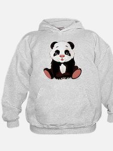 Cute Baby Panda Hoodie