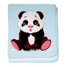 Cute Baby Panda baby blanket
