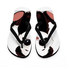 Cute Baby Panda Flip Flops