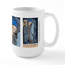 """""""The Hermit"""" Ceramic Mugs"""