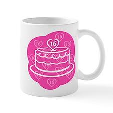 SWEET 16 BIRTHDAY CAKE Mug