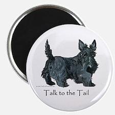 Scottish Terrier Attitude Magnet