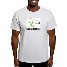 Got Altitude? White Ash Grey T-Shirt