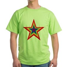 Rainbow Star T-Shirt