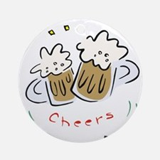 CHEERS Ornament (Round)