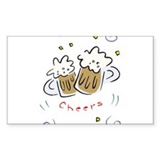 CHEERS Decal