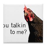 Chicken Drink Coasters