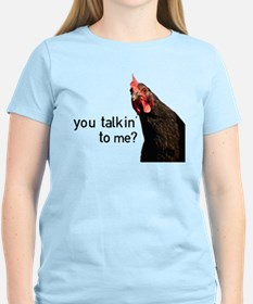 Funny Attitude Chicken T-Shirt