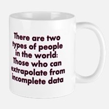 Extrapolate This... Small Mugs