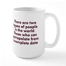 Extrapolate This... Mug