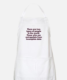 Extrapolate This... Apron