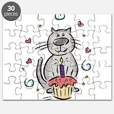 BIRTHDAY KITTY [2] Puzzle