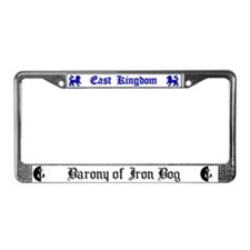Cute Badges License Plate Frame