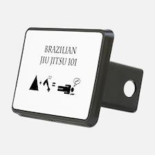Brazilian Jiu Jitsu Theory Hitch Cover