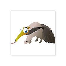 Cartoon Anteater Sticker