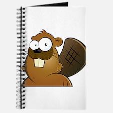 Cartoon Beaver Journal