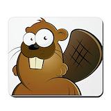 Beaver Classic Mousepad