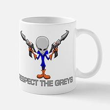 RESPECT THE GREYS Mug