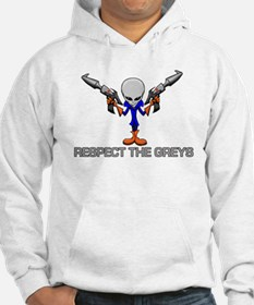 RESPECT THE GREYS Hoodie
