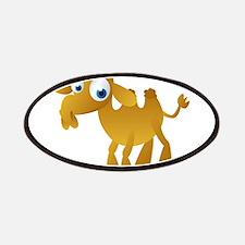 Cartoon Camel Patches