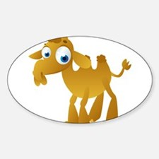 Cartoon Camel Decal