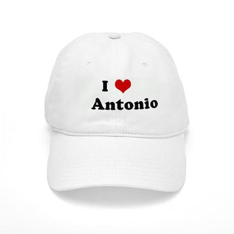 I Love Antonio Cap
