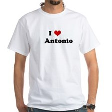 I Love Antonio Shirt