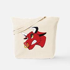 Raging Bull Tote Bag
