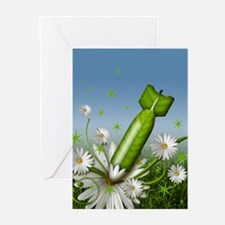 Nature Flower Bomb Greeting Cards (Pk of 10)
